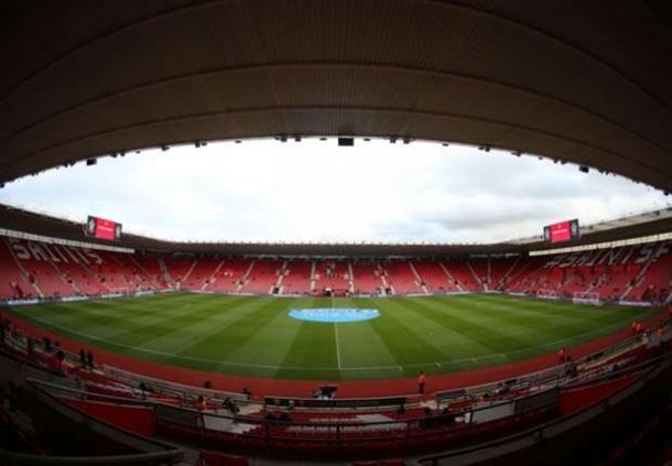 Southampton Buka Camp Latihan Baru