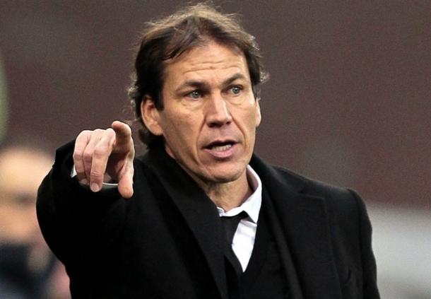 Inilah Ungkapan Garcia Untuk Peran Totti