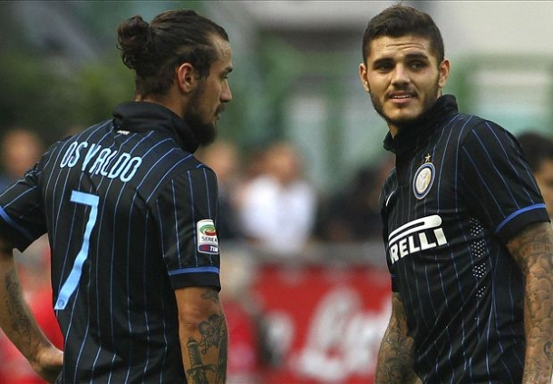 Inter Milan Sambut Hangat Pemain Barunya