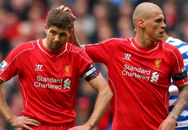 Sang Kapten Pasti Kan Liverpool Raih Kemenangan Atas QPR