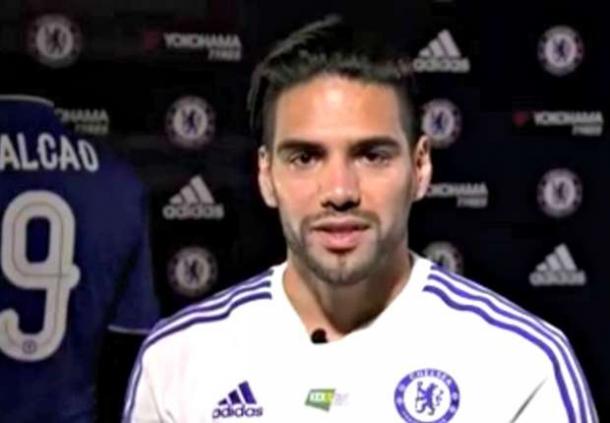 Diego Costa Yakin Falcao Sukses Bermain Bersamanya Di Chelsea