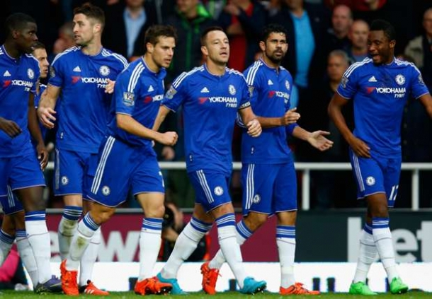 Chelsea Kini Bukan Juara