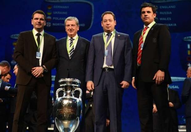 Roy Hodgson Senang Dengan Undian Euro 2016